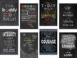 Creative Teaching Press Inspire U 8-Chart Pack (6686)