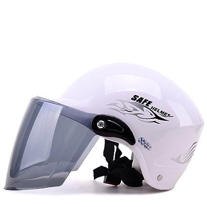 Amazon.es: Cascos abiertos Los cascos de motocicleta ...