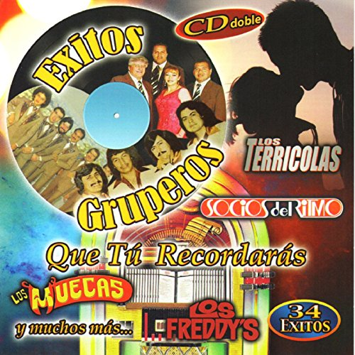Various artists Stream or buy for $11.49 · Exitos Gruperos