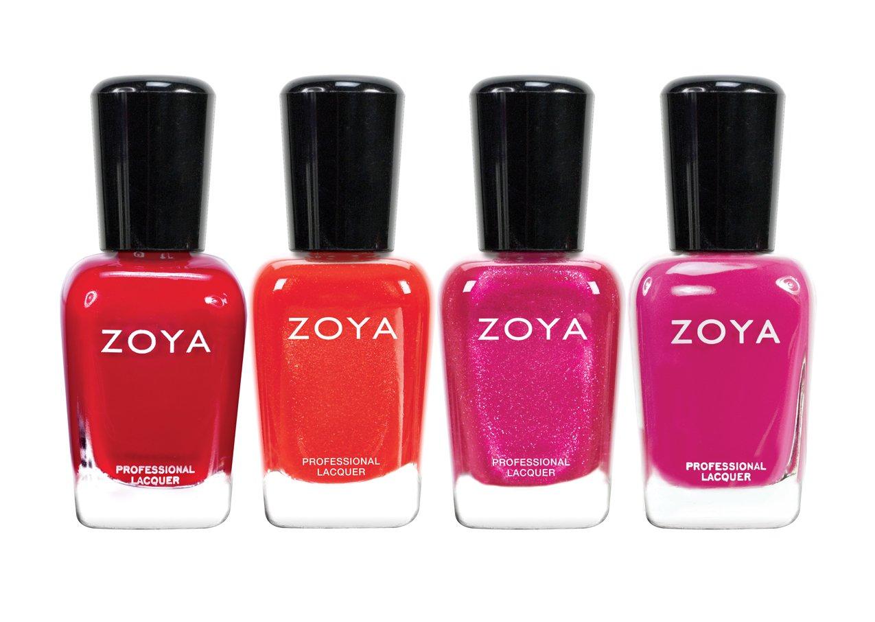 Amazon.com: ZOYA Women's Starter Manicure Kit: Luxury Beauty