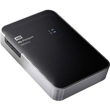 WD My Passport Wireless HDD Backup Drivers