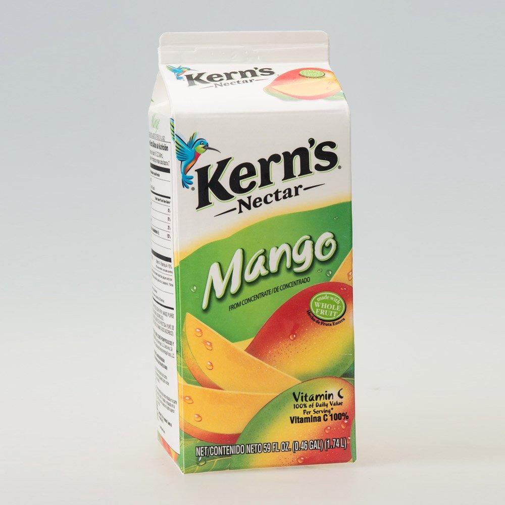 Amazon.com : Kerns Nectar Mango Juice Drink, 59 fl oz : Grocery & Gourmet Food