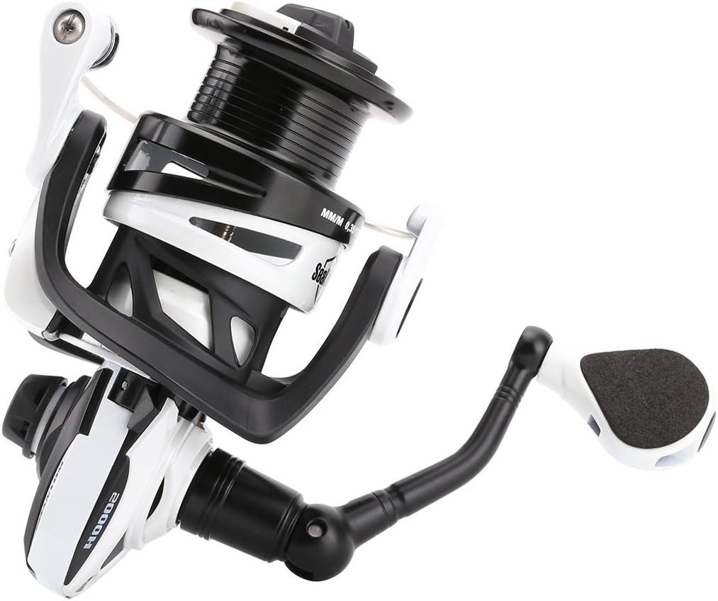 SeaKnight PH Spinning Reel Metal Body Carbon Rotor 6.2:1 Faster Stronger Spinning Fishing Reel