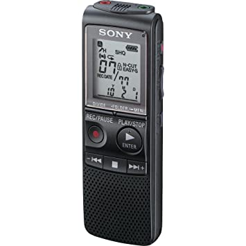 sony icd px820 digital voice recorder with 2 gb flash memory pc and rh amazon ca sony digital voice recorder manual icd bx112 sony digital voice recorder manual icd px312