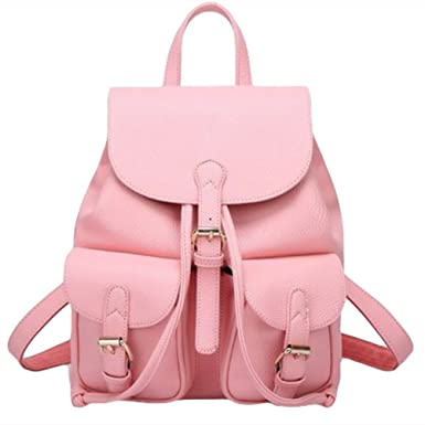 Amazon.com | Yonger Hot Fashion Small Backpack Rucksack Satchel ...