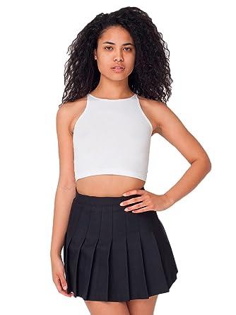 fe6d72c562 American Apparel Women Tennis Skirt at Amazon Women's Clothing store: