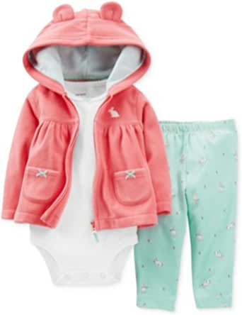 Get Wivvit Girls Mothercare Bunny Rabbit Dress Top /& Rib Leggings Set Sizes from 3 Months to 6 Years
