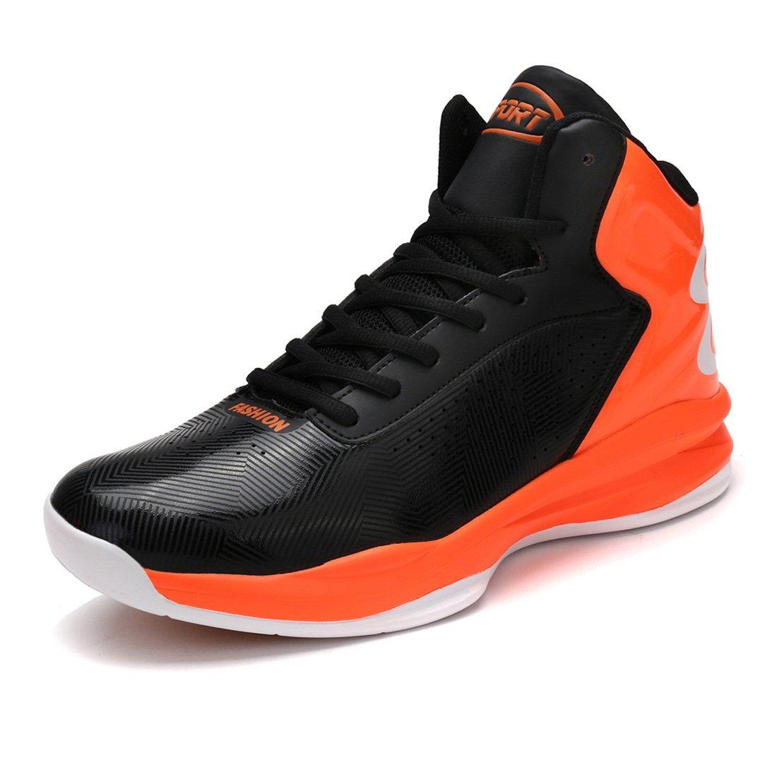 DANDANJIE Mens Basketball Schuhe Schuhe Schuhe Hallo Top Ankle Trainer Stiefel Laufschuhe Sportschuhe Größe 39-46 B07DPMQZK5 Kletterschuhe Wertvolle Boutique a30665