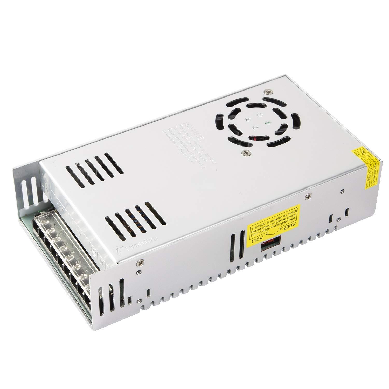 YLY Power Supply S-360W for 3D Printer Cr-10 Cr-10 S4 Cr-10 S5 Cr-10mini Cr-10s