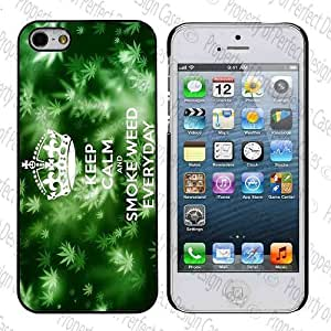 Keep Calm And Smoke Weed Every Day Iphone 5/5s Case