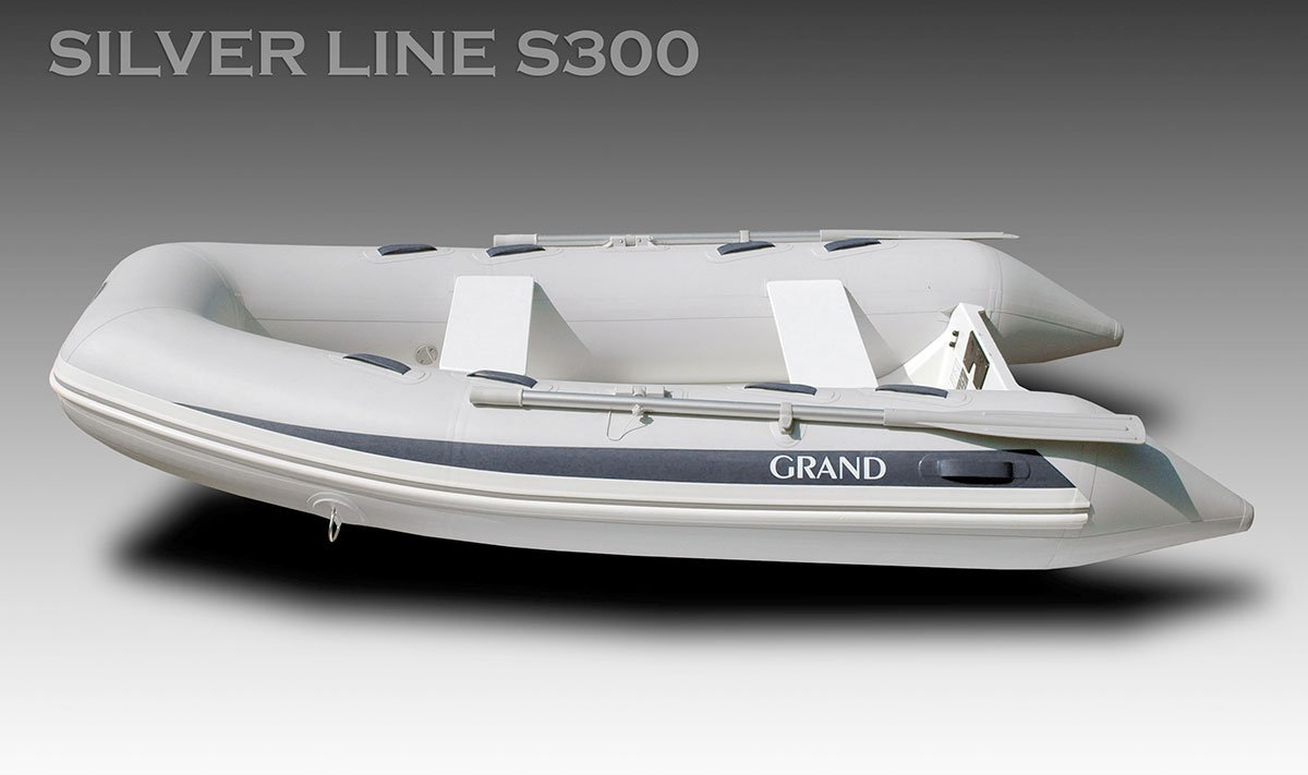 Grand Silver Line Inflatable Boat S300