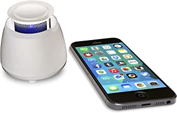 Wireless Bluetooth Speaker- StrongVolt POP360 Hands Free Bluetooth Speaker With 360 Degree Sound: Amazon.es: Electrónica