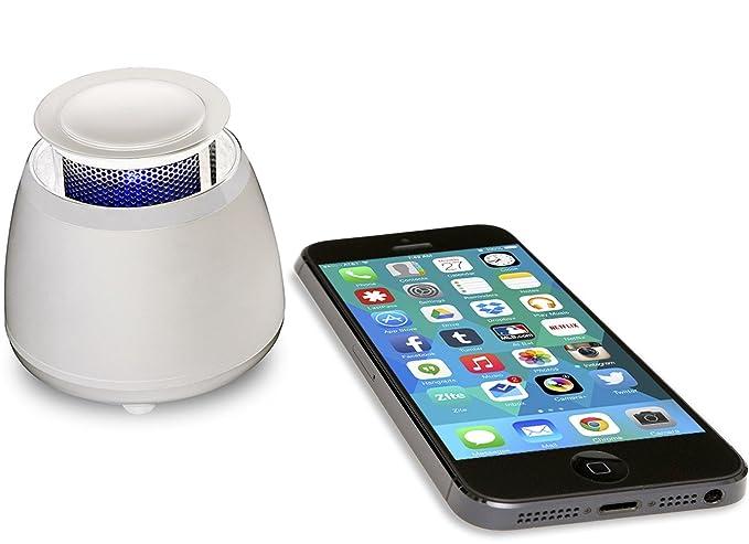 Mini Speaker For Iphone Ipad Ipod Mp3 Player Laptop Rokono Bass Black