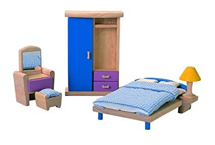 Plan Toy Doll House Bedroom   Neo Style