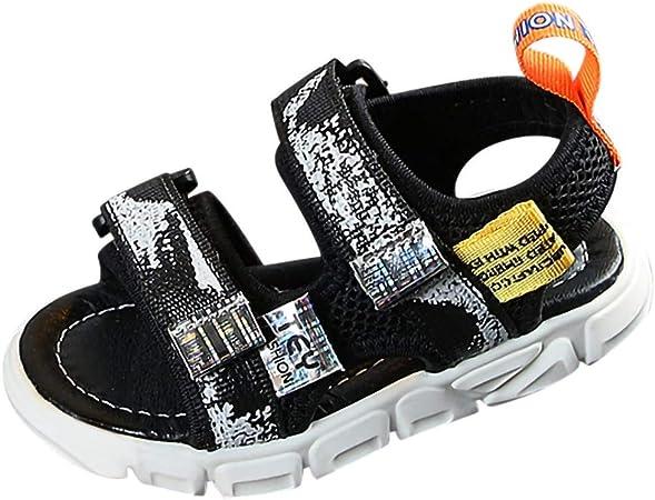 ❤️ Sunbona Toddler Baby Boys Girls Beach Sandals Infant Kids Bowknot Princess Casual Shoes Flat Sneaker