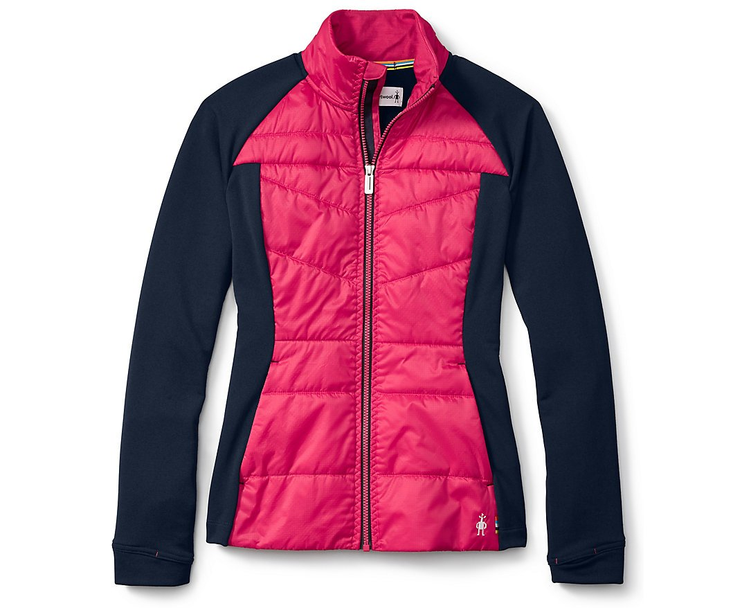 SmartWool Women's Corbet 120 Jacket (Potion Pink) Small