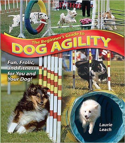 Scarica il libro di epub blackberry playbook The Beginner's Guide to Dog Agility PDF DJVU
