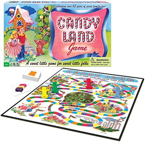 Candyland The Game (Candy Land 65th Anniversary)