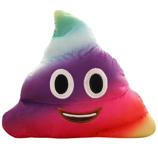 padory familia de caca caca Emoji Emoticon almohada cojín ...