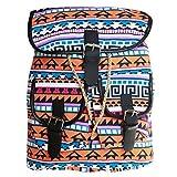 BRANDX Imported Designer Collectionz light weight Canvas Backpack Cute Travel School College Shoulder Bag/Bookbags for Teenage Girls/Students/Women/ Girls- (US Best Seller) Owlp3501B