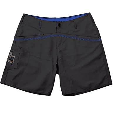 ed5237535c Image Unavailable. Image not available for. Color: Guy Harvey Waterline  Hybrid Shorts - Black - Size 30