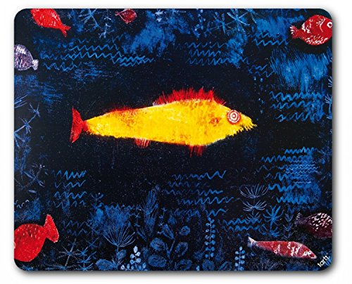 paul-klee-mouse-pad-the-golden-fish-1925-9-x-7-inches