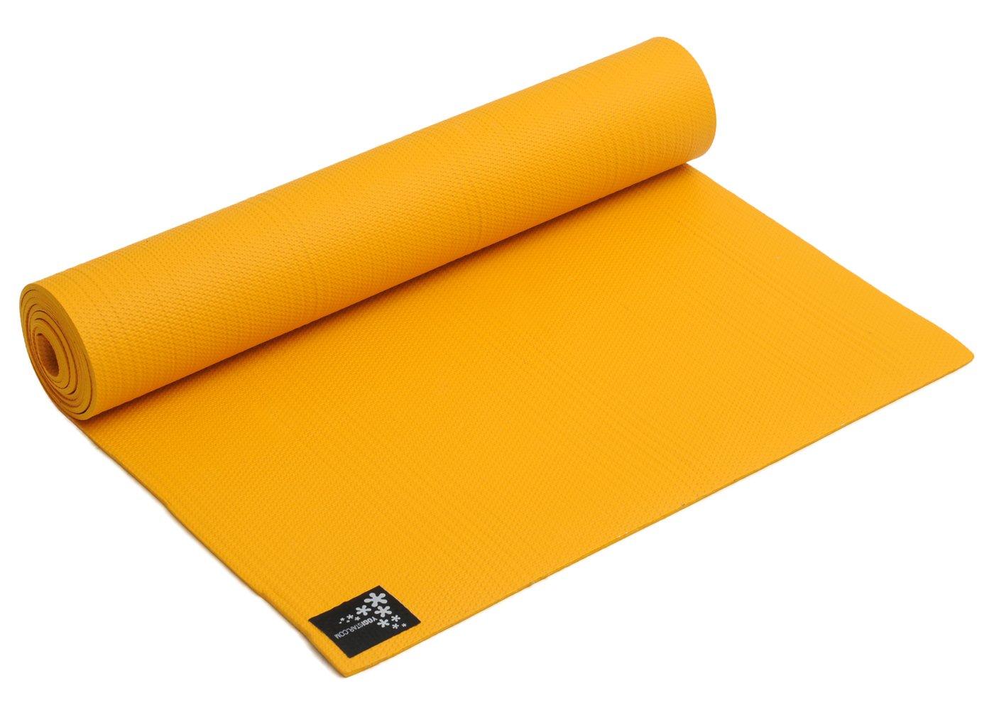 Yogistar Yogamatte Ultra - extrem rutschfest - 3 Farben