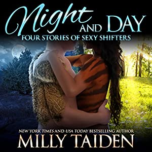 Night and Day Ink, Volume One: BBW Paranormal Shape Shifter Romance Audiobook