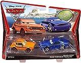 Disney Pixar Cars 2 Vehicle 2-Pack - Grem and Rod 'Torque' Redline