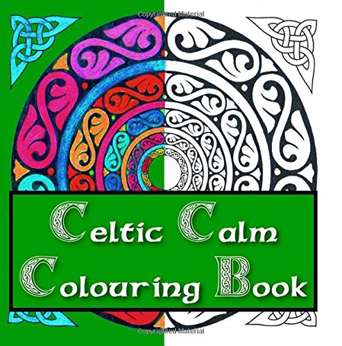 Download Celtic Calm Colouring Book pdf epub