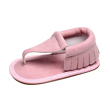 xiting zapatos de bebé niñas verano con brillante para mujer con ...