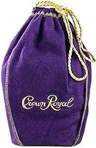 Crown Royal Purple Bag Large 750 Ml Dice Bag