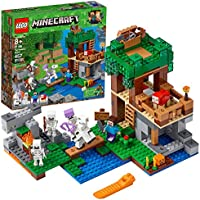 LEGO Minecraft The Skeleton Attack 21146 Building Kit (457 Piece)