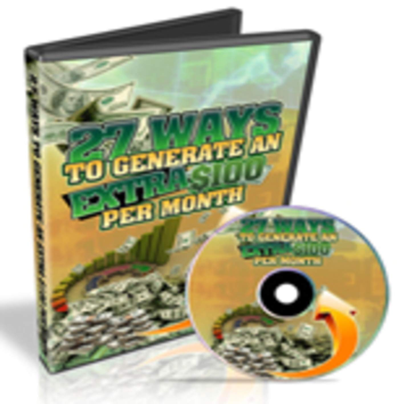 100 Dollars A Month >> Amazon Com 27 Ways To Generate An Extra 100 Dollars Per