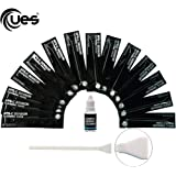 UES APSC16 Professional DSLR SLR Digital Camera CMOS and CCD Sensor Cleaning Swab Kits for Advanced Photo System Type-C…