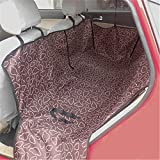 Car Back Rear Seat Mat Cover Pet Dog Travel Hammock Protector Safety Cushion Cof