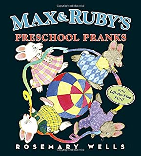 Book Cover: Max and ruby's preschool pranks.