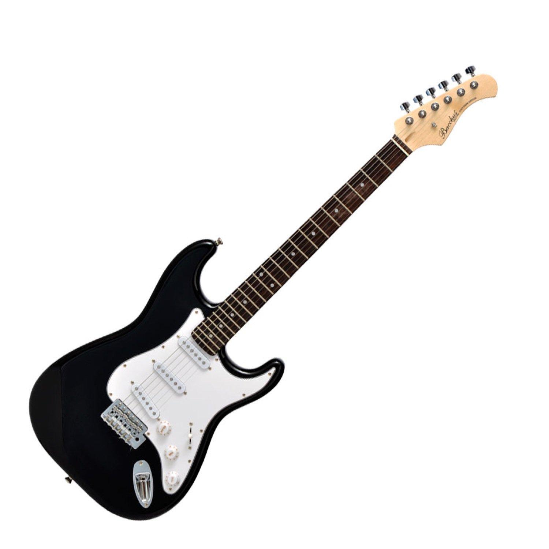 Bacchus バッカス エレキギター BST-1R BLK B009QW93G0