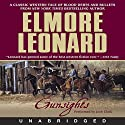 Gunsights Audiobook by Elmore Leonard Narrated by Josh Clark