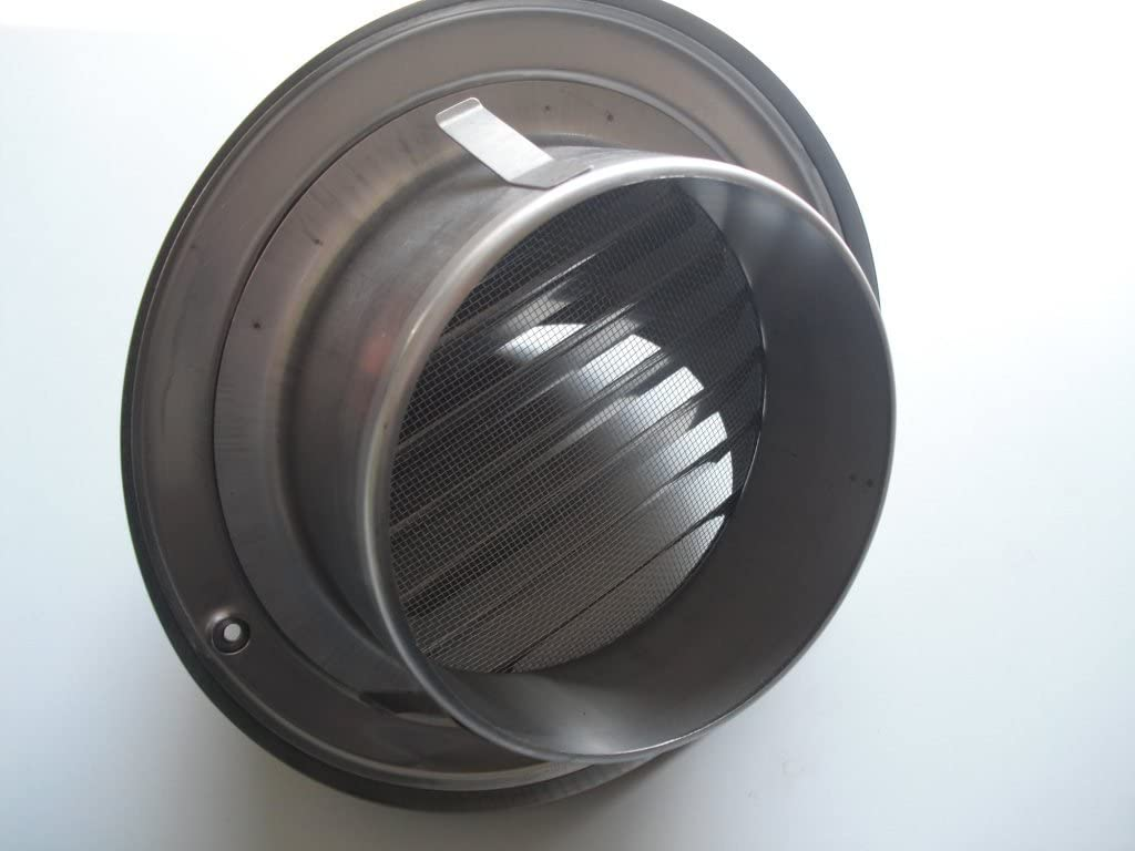 De aire de salida de la capilla de NW100 para exteriores con forma de campana extractora de aire de la capilla de con tapa de acero inoxidable con tapa de humos WSKE100: