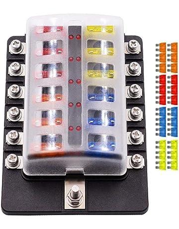 screw type fuse box