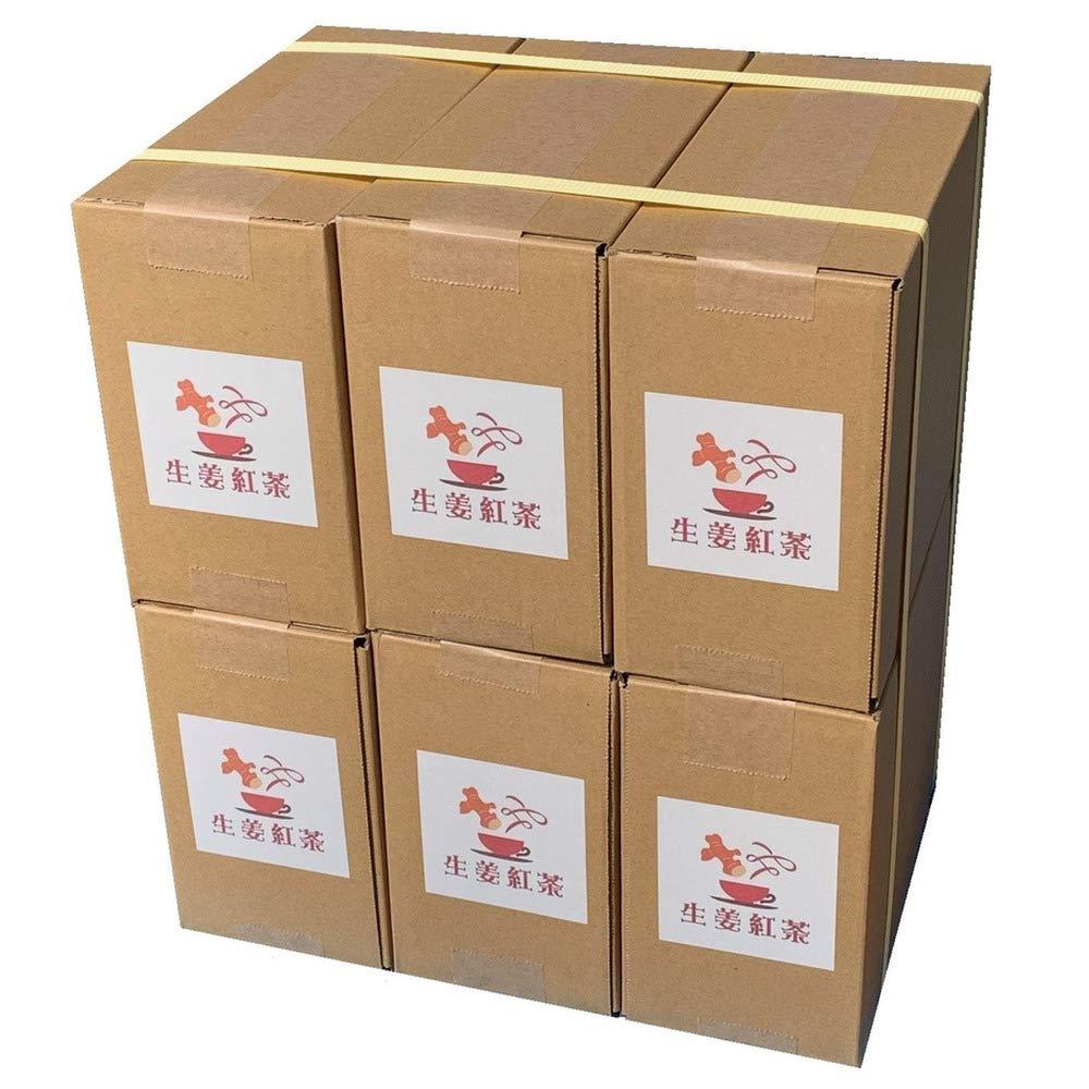 【激安】 しょうが 紅茶 60袋 × 濃い味 600ティーバッグ(2.5g×10TB) × 60袋 紅茶 業務用 B07P25MYVK, 香良洲町:e047a26f --- svecha37.ru