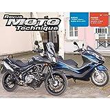 RRMT0171.1 REVUE TECHNIQUE MOTO SUZUKI DL650A V-STROM de 2012 à 2014 PIAGGIO X10-125ie Executive, Sport de 2012 à 2014