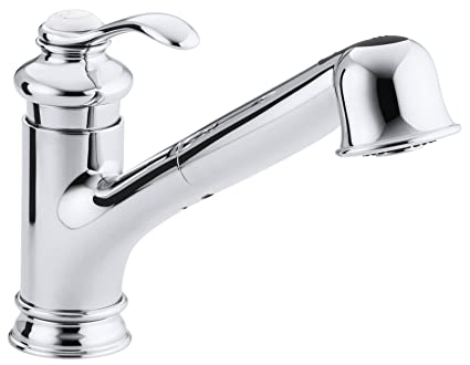 Delicieux KOHLER K 12177 CP Fairfax Single Control Kitchen Sink Faucet, Polished  Chrome