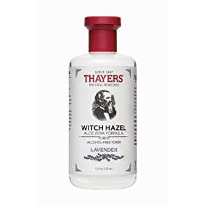 Thayer - Witch Hazel Toner Alcohol Free Lavender, 12 fl oz liquid