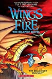 #6: A Graphix Book: Wings of Fire Graphic Novel #1: The Dragonet Prophecy