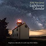 New Jersey Lighthouse Calendar 2019