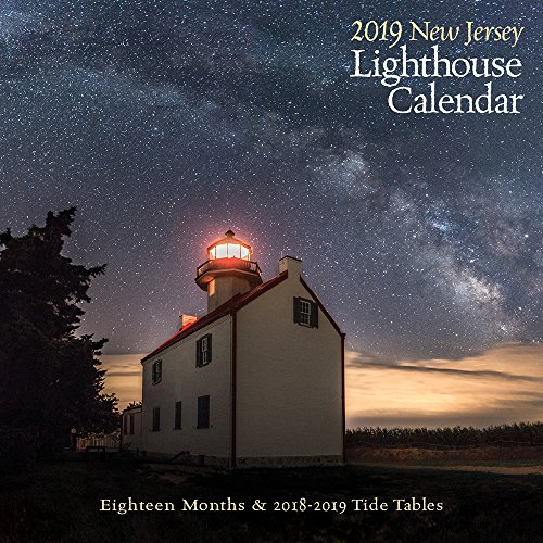 New Jersey Lighthouse Calendar 2019 ()