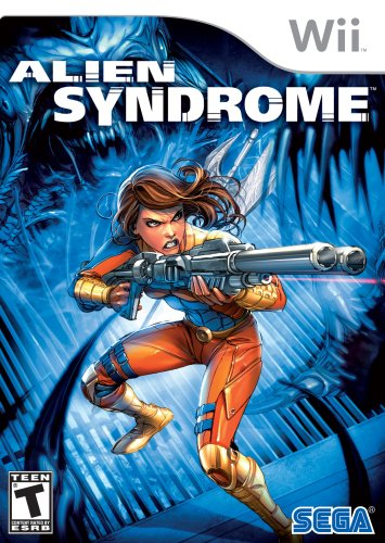 Alien Syndrome - Nintendo Wii - Dr Outlets International Premium