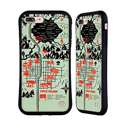 twin peaks iphone case - 3